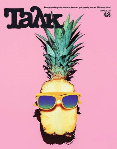 3f7de621aa1 Talk 42 by talcmag - issuu