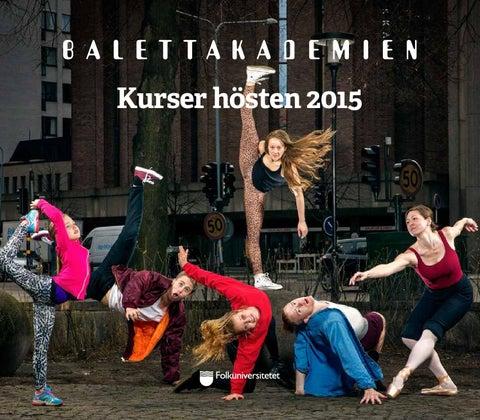 Balettakademien vill bli hogskola