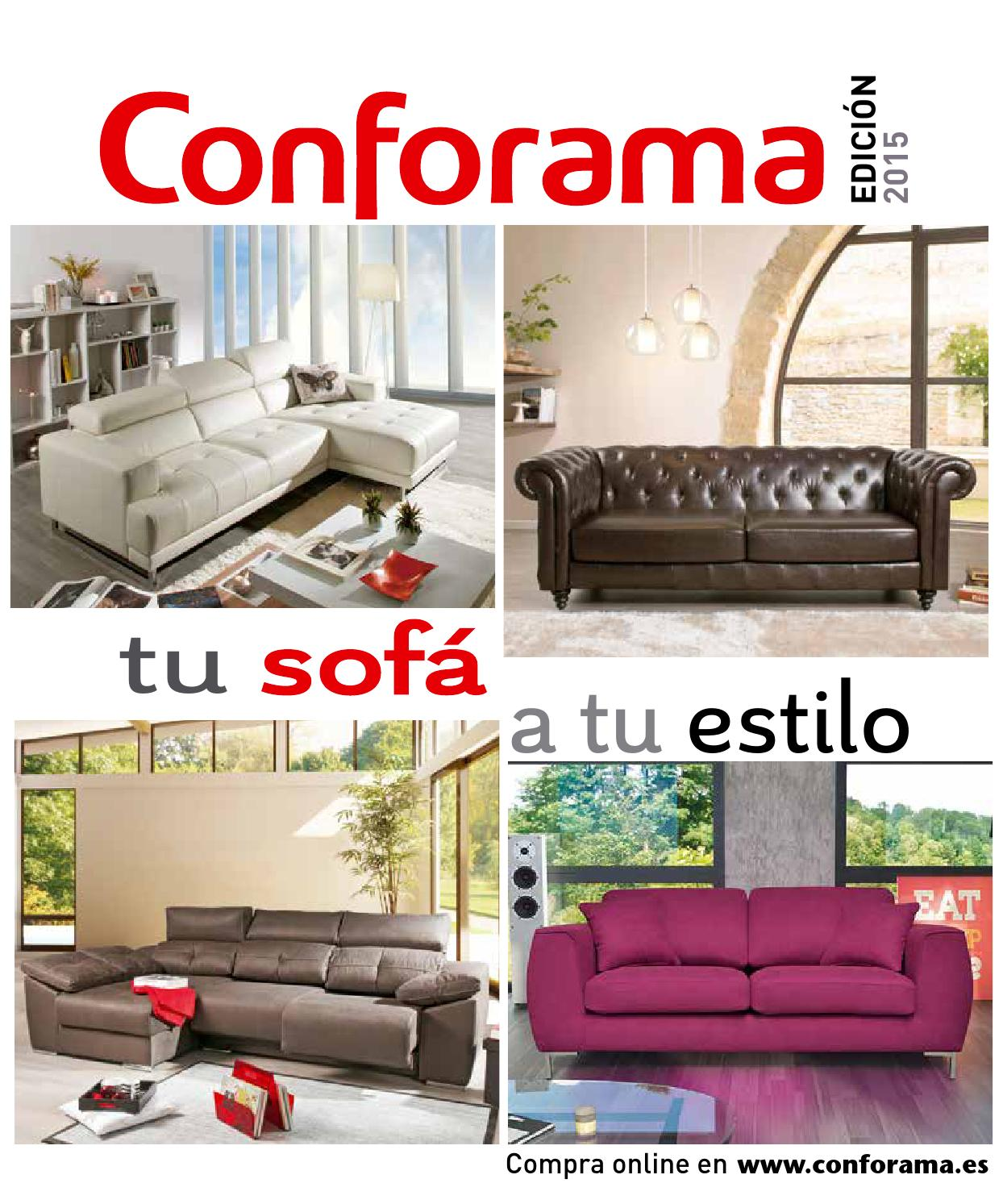 Sofa Cama Niza Conforama.Catalogos Especiales Es By Losdescuentos Issuu