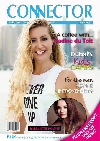 June 2015 Connector Dubai by Connector Publishing - issuu e984aacad8