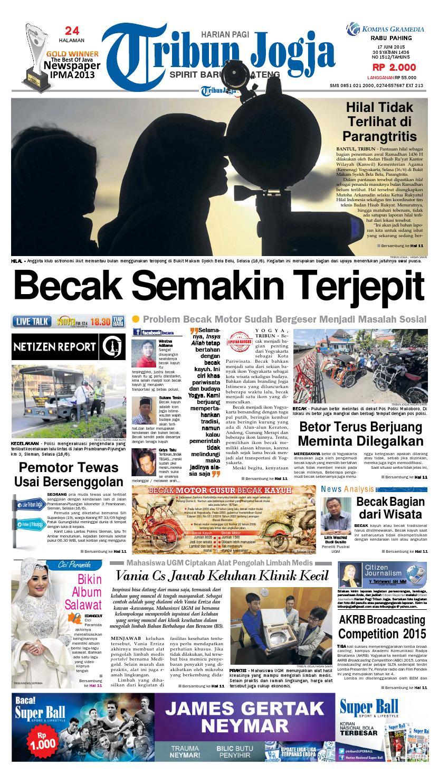Tribunjogja 17 06 2015 By Tribun Jogja Issuu Produk Ukm Bumn Box Hantaran Pengantin Bio Art