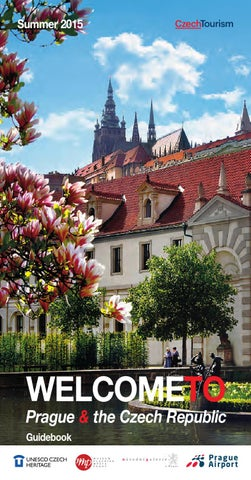 bb0237c15 Welcome To Prague Summer 2015. by welcomeprag · Cover of