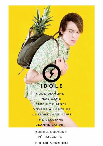 Idole magazine n°10   2015 ( été   summer edition ) by Bernard ... 051107593164