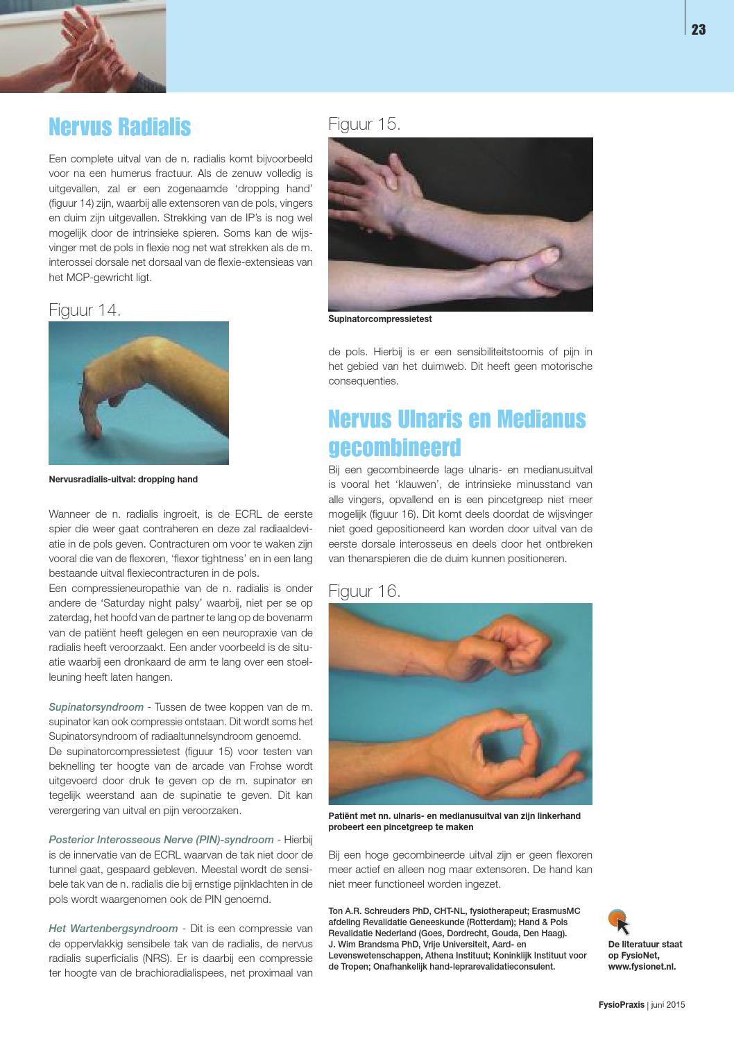 FysioPraxis juni 2015 by KNGF de Fysiotherapeut - issuu