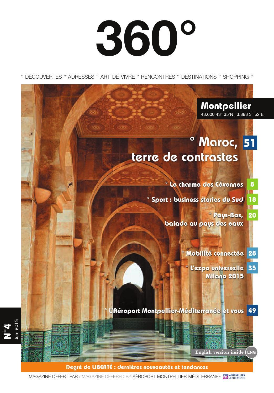 360 Montpellier Juin 2015 By 360degres Issuu