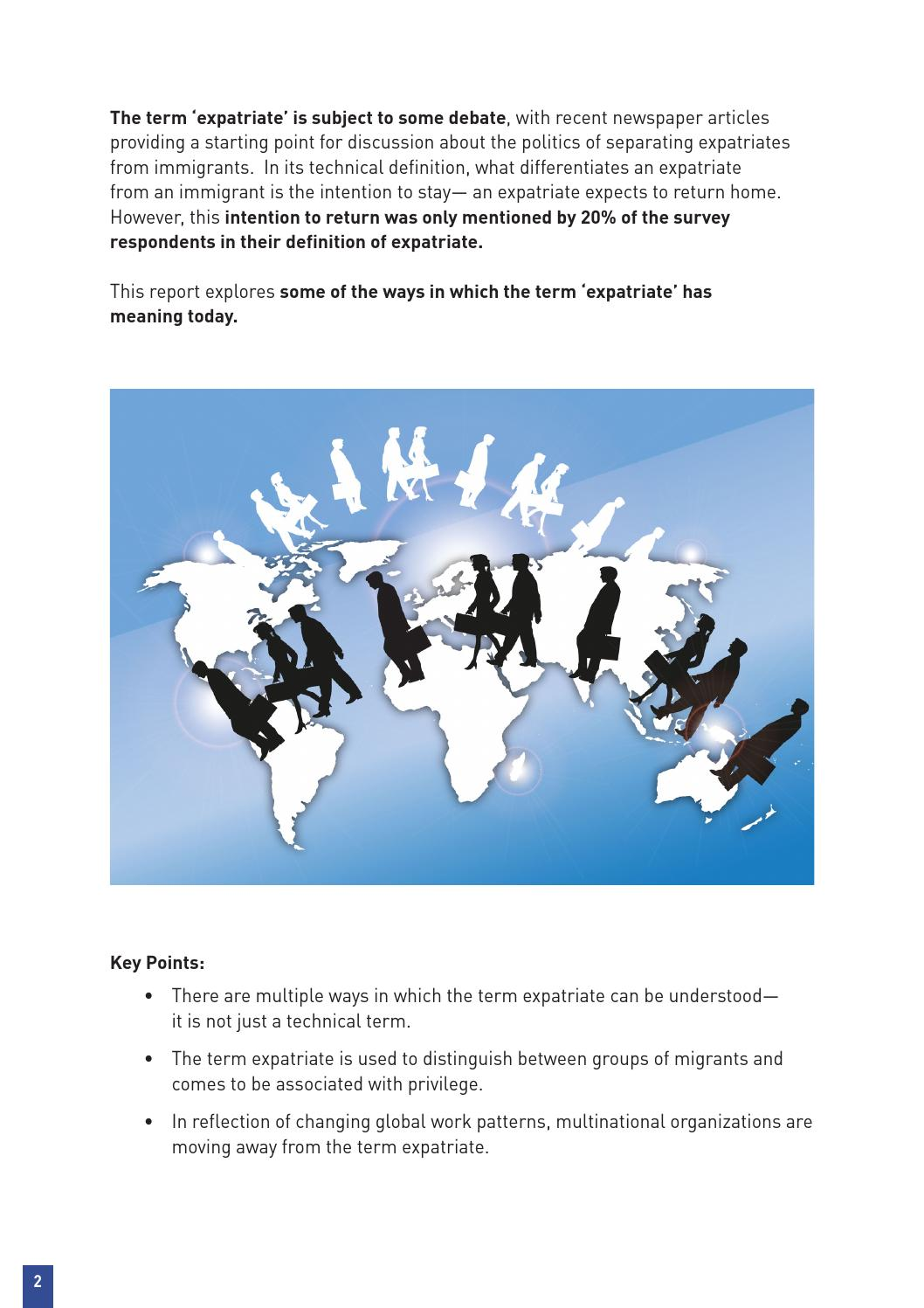 What is an expatriate by Loughborough University - issuu