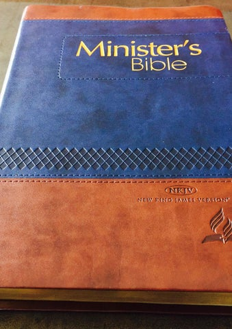 Minister's Bible by Safeliz - issuu