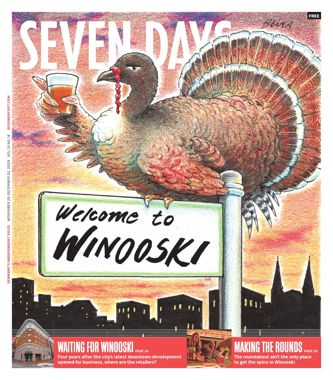 Seven Days, November 25, 2009 by Seven Days - issuu