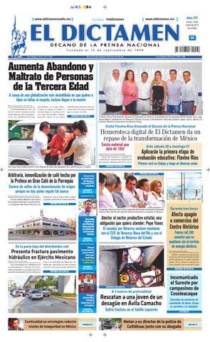 El Dictamen 2015-06-18 by El Dictamen - issuu