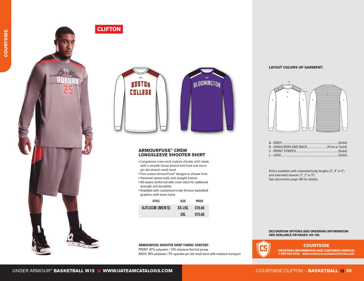 071db26a7 KollegeTown Sports Under Armour Basketball Winter 2015 by Kollegetown -  issuu