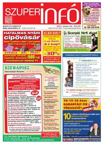 Mm 0620 25 00 cmyk by Makói Mozaik - issuu 7e44951b13