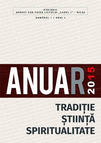 anuar liceul carol i 2015 interactiv by mihai capsa togan issuu
