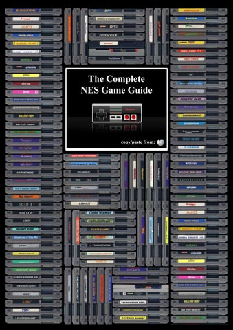 Collecting Toys & Video Games - the NES Encyclopedia Book by