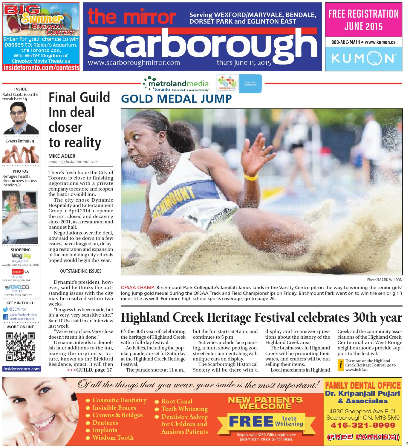 June 11 Central by The Scarborough Mirror - issuu