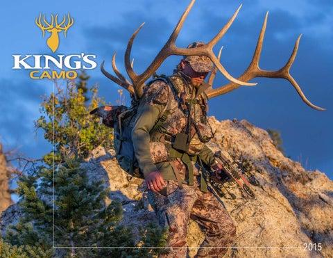 9c4d4ef4da702 King's Camo Dealer Catalog 2015 by King's Camo - issuu
