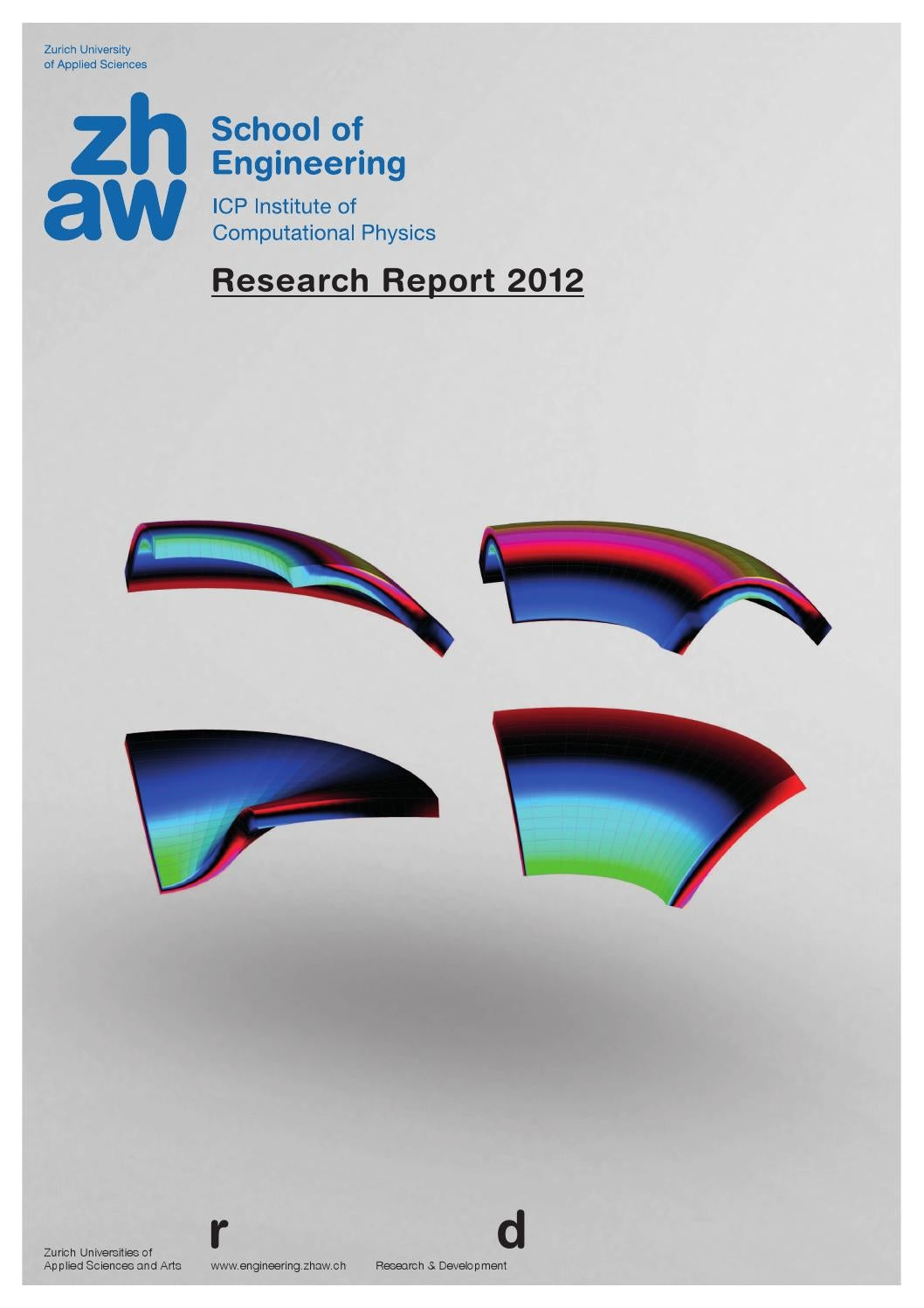 Zhaw Icp Research Report 2012 By School Of Engineering Issuu Details About Elenco Snap Circuits Part 6schc Hand Crank