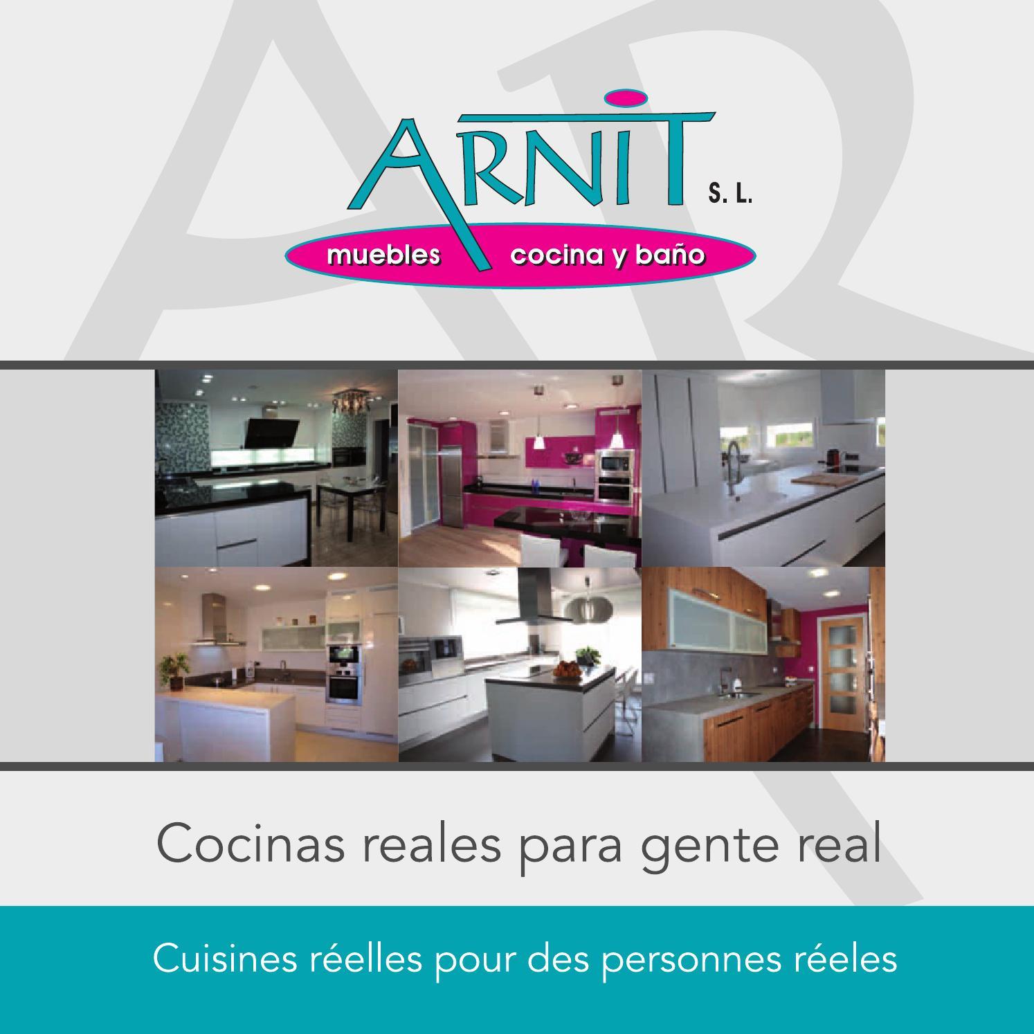 Catalogo muebles arnit 2012 by rocastg - issuu