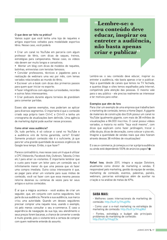 673a4b7d4 Ecbr 27 Omnichannel no Brasil - Como fazer by E-Commerce Brasil - issuu