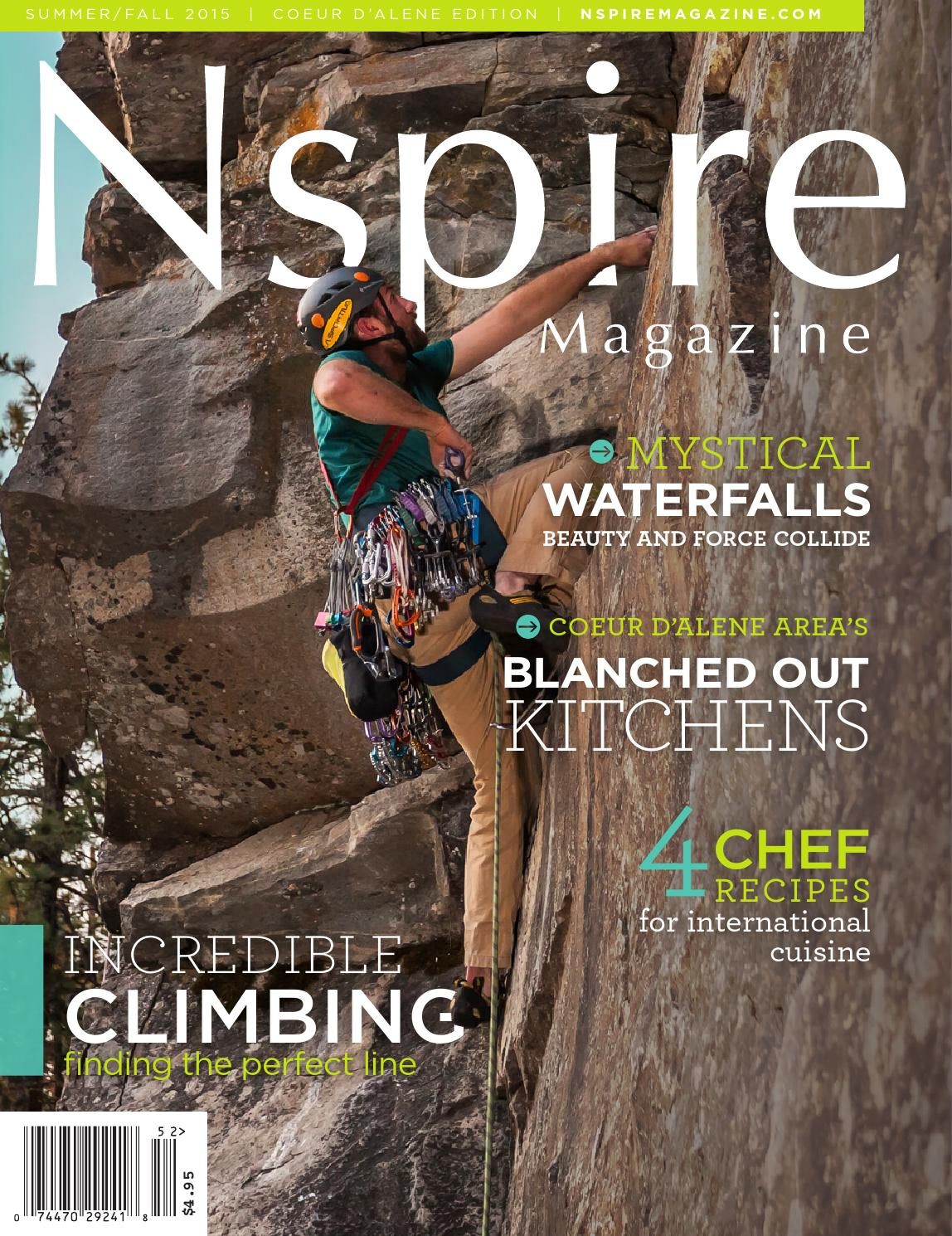 Nspire Magazine 2015 Summer/Fall Coeur d\'Alene Edition by Nspire ...