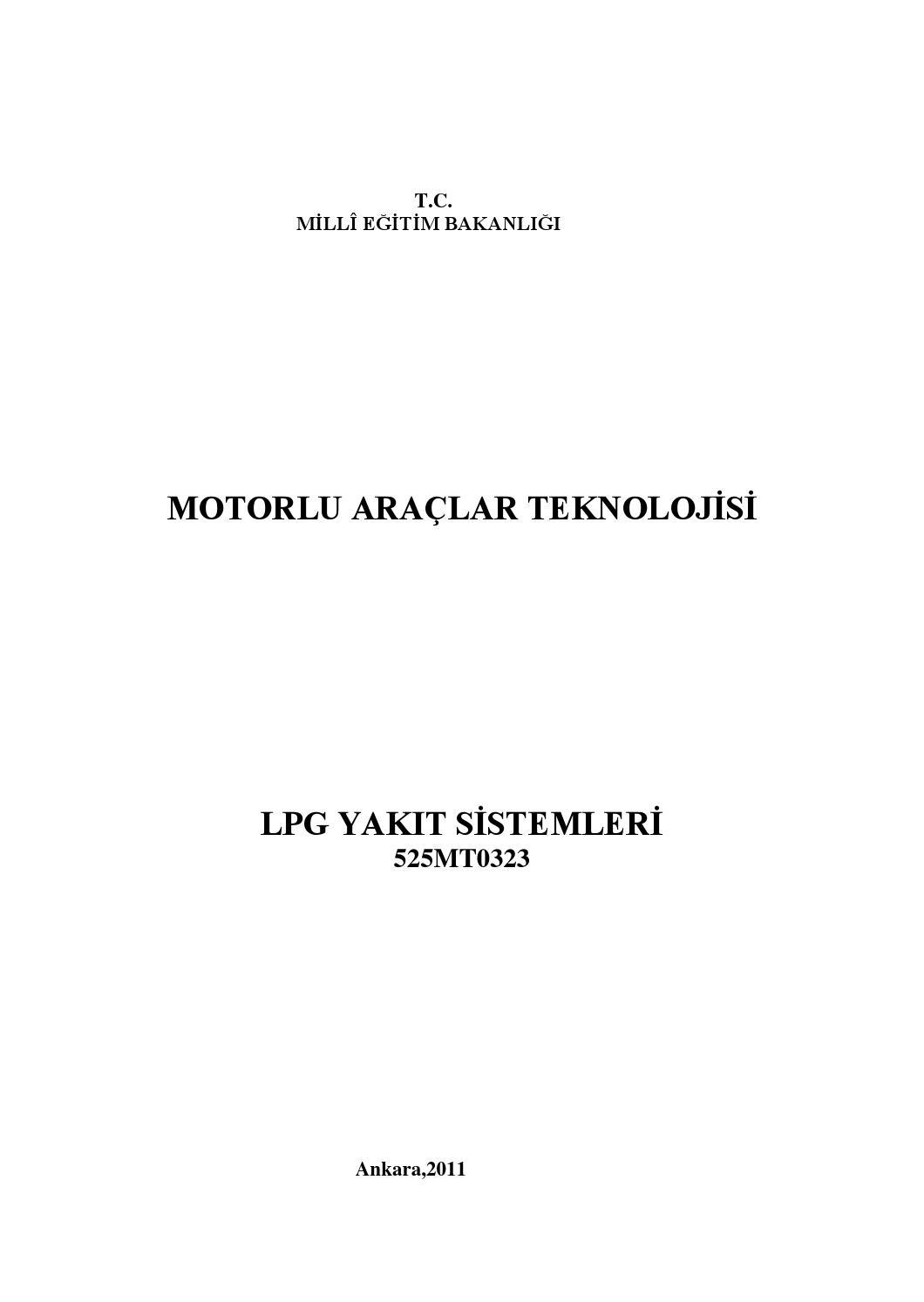 Motor silindirlerin diagnostik ve onarımı