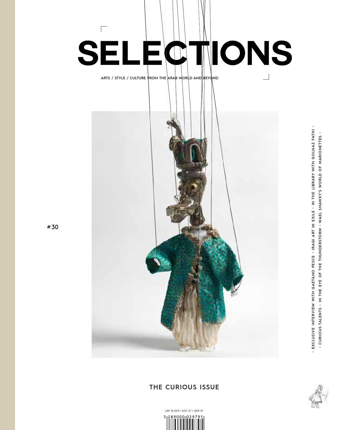 Selections # 30 by City News Publishing - issuu