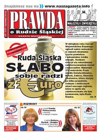 Prawda O Rudzie śląskiej Nr 03 052012 By F Press Issuu