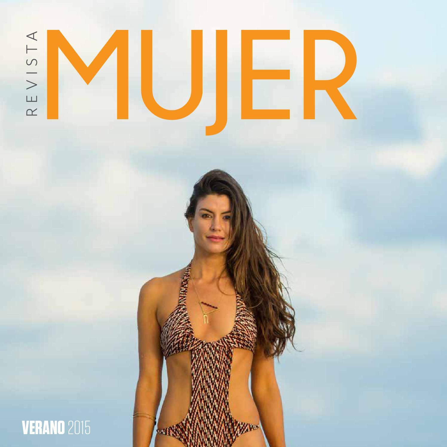 Revista MUJER Verano 2015 by REVISTA MUJER - issuu