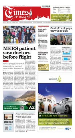 d93c6622f Times of Oman - June 22, 2015 by Muscat Media Group - issuu