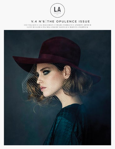 2735f49bb53 LA CANVAS - THE OPULENCE ISSUE (SEPTEMBER OCTOBER 2014) by LA CANVAS ...