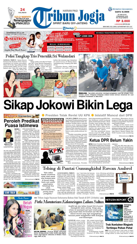 Tribunjogja 09 07 2015 By Tribun Jogja Issuu Produk Ukm Bumn Shifudo Bakso Ikan 500g Free Ongkir Depok Ampamp Jakarta 20 06