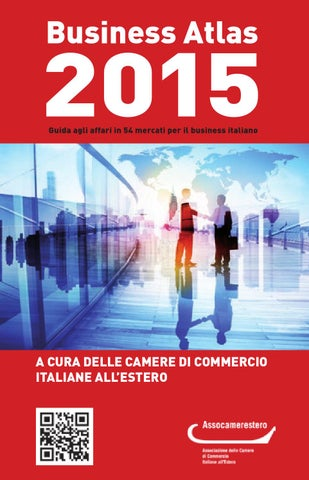 Business Atlas 2015 by Assocamerestero - issuu 594b5dedf956