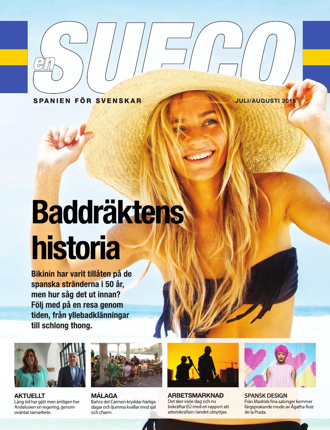 En Sueco - juli och augusti 2015 by Norrbom Marketing - issuu 6f0ab812c9b1e