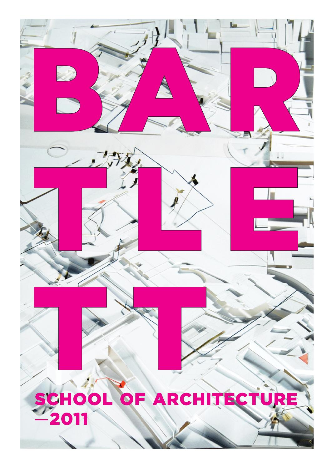 Lilley Tile And Stone Llp bartlett school of architecture catalogue 2011the