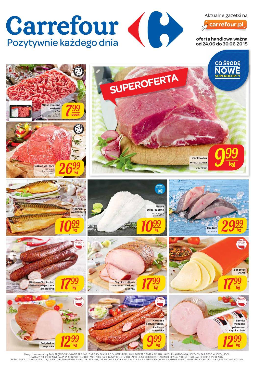carrefour gazetka do 30062015 by iulotkapl issuu