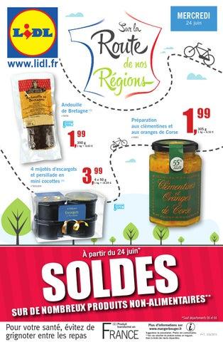 Lidl Catalogue 24 30juin2015 By Promocatalogues Com Issuu
