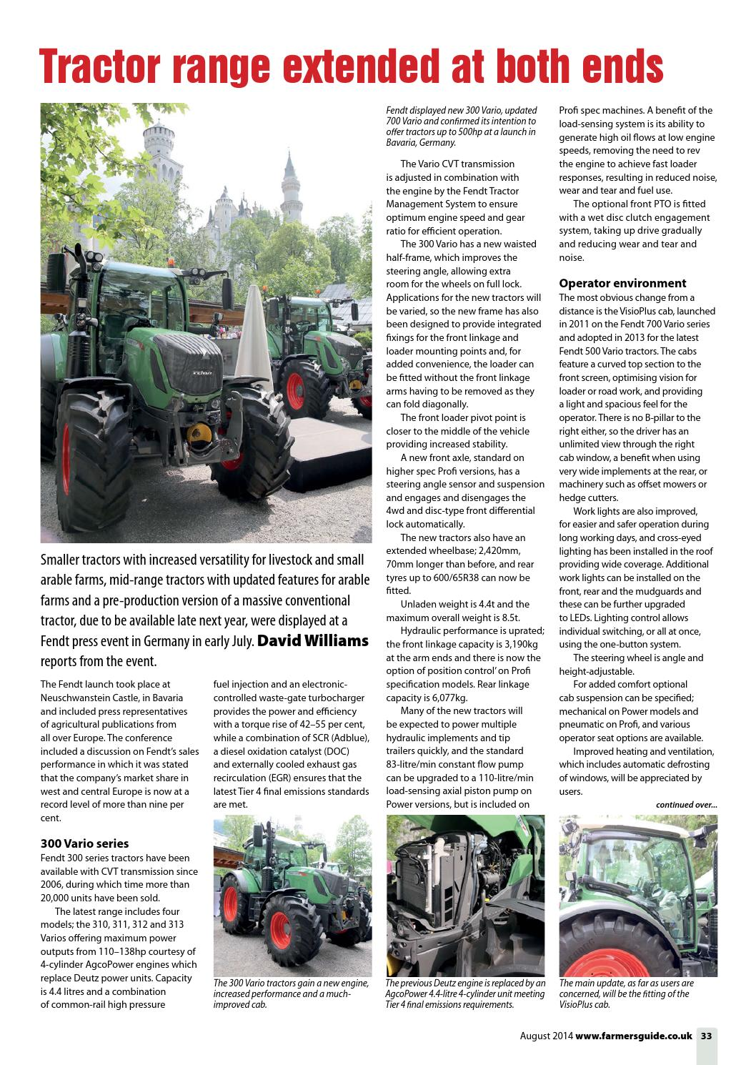 8bc005a564e August 2014 by Farmers Guide - issuu
