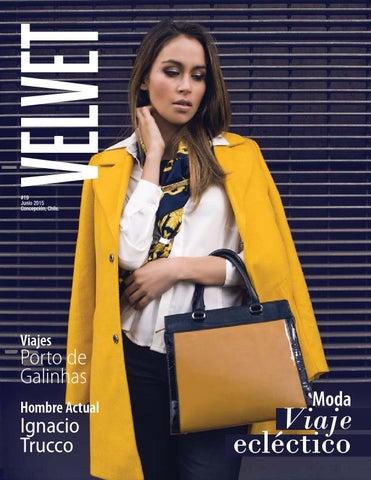 Revista Velvet  19 Junio 2015 by Revista Velvet - issuu 161b6be39cb0