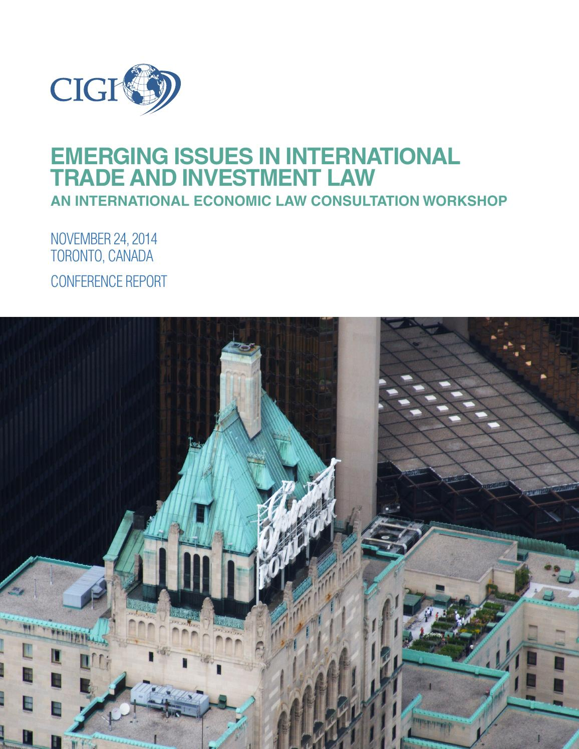international law research papers