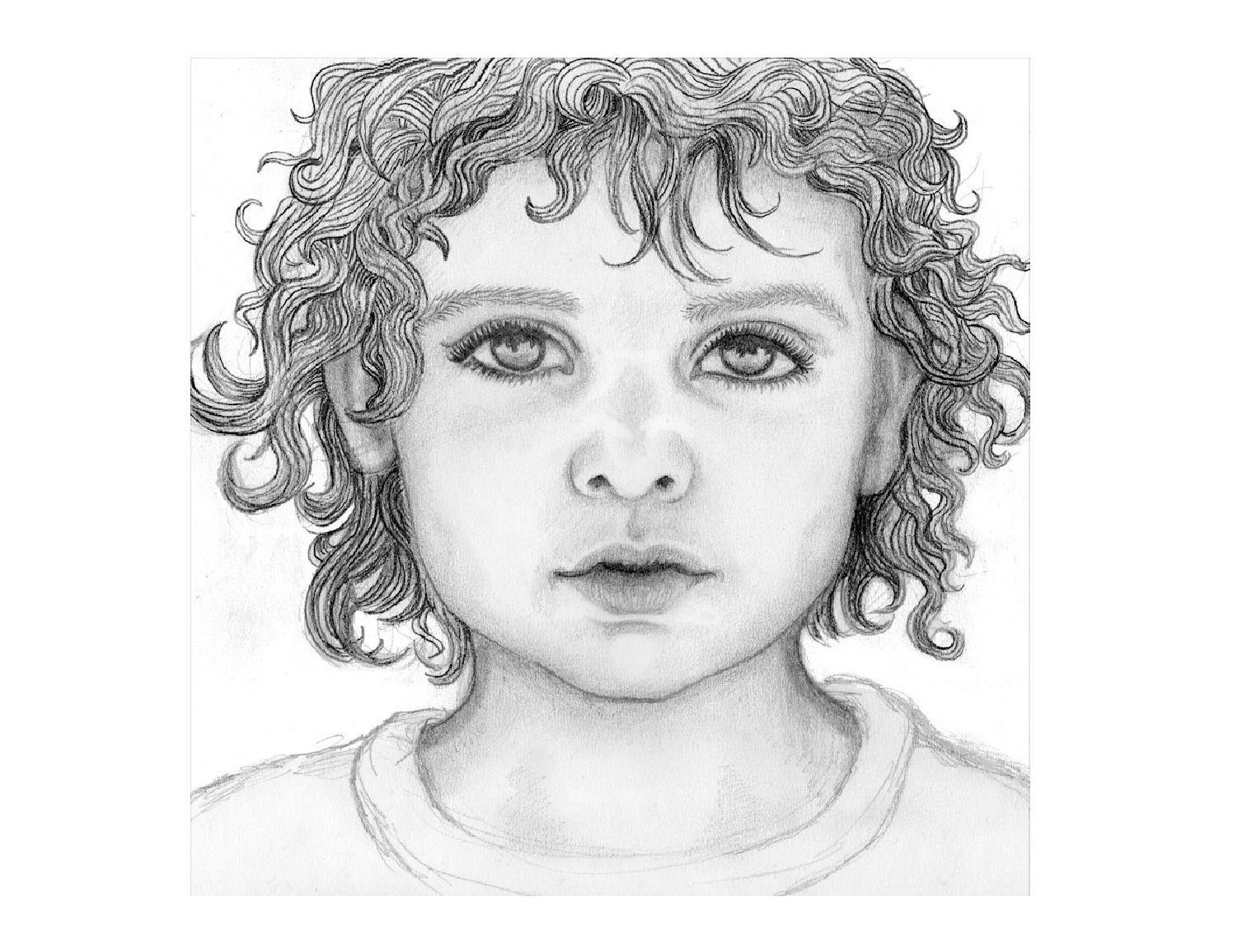Pencil portrait step by step drawing lessons best way to learn how to draw best learn to draw boo by dinamica issuu