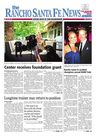 The Rancho Santa Fe News September 19 2017