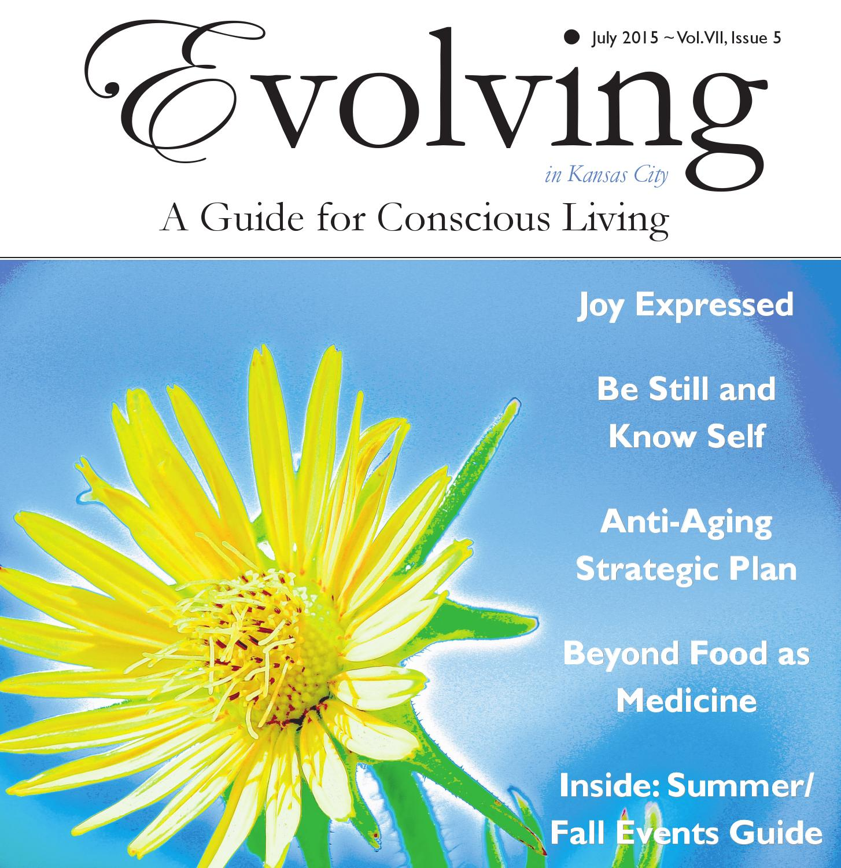 Error Log: July 2015 Evolving Magazine/Kansas City By Evolving