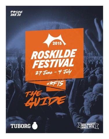 Roskilde Festival 15 The Guide By Roskilde Festival Issuu