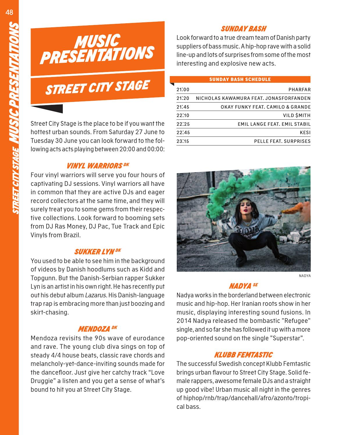 Roskilde Festival 15 — The Guide by Roskilde Festival - issuu