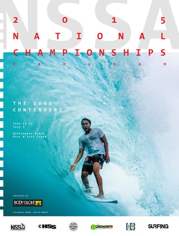 51beaf88f628fe 2015 NSSA Guide by SURFING Magazine - issuu