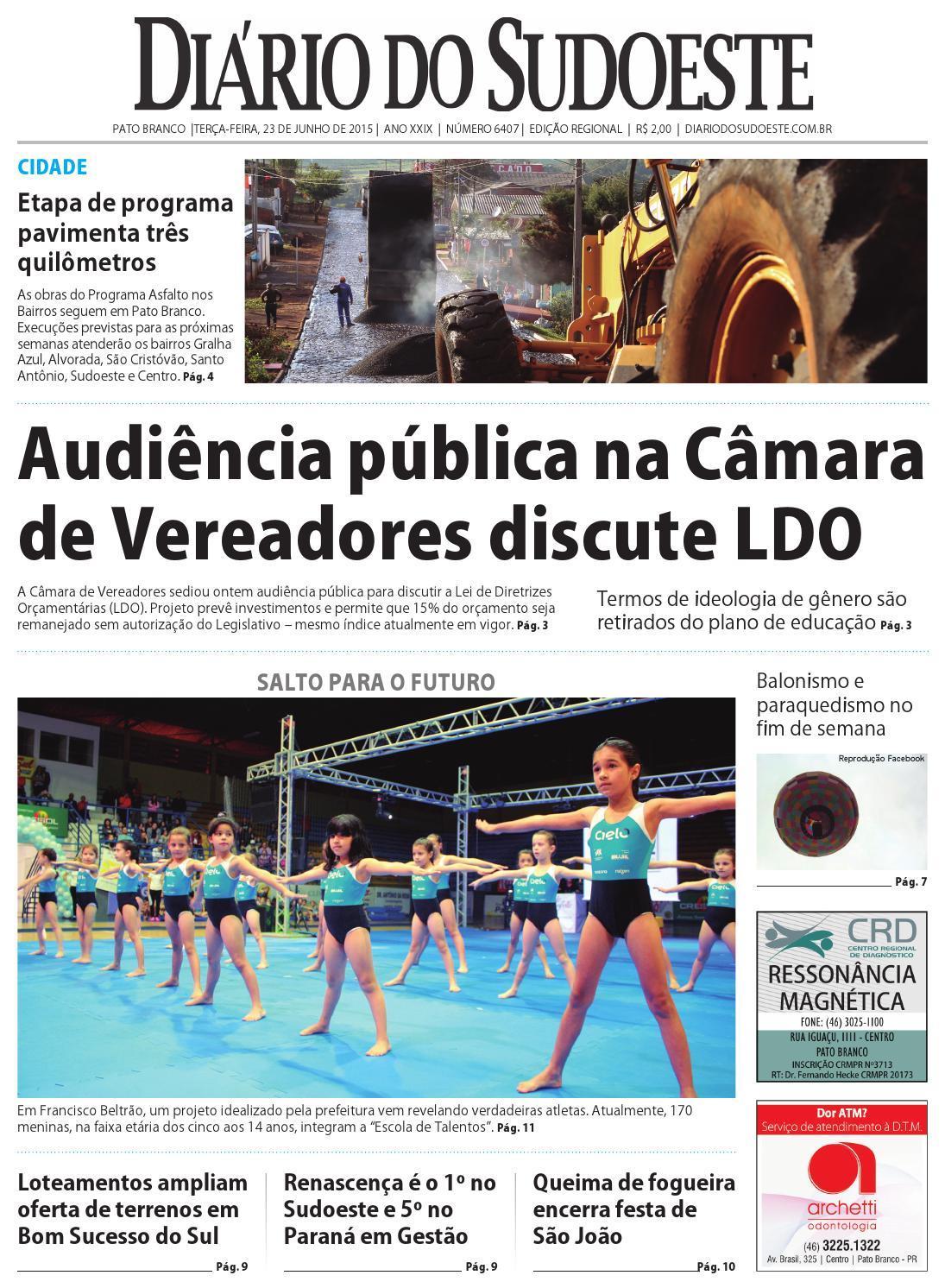 55e273ed43d Diário do sudoeste 23 de junho de 2015 ed 6407 by Diário do Sudoeste - issuu