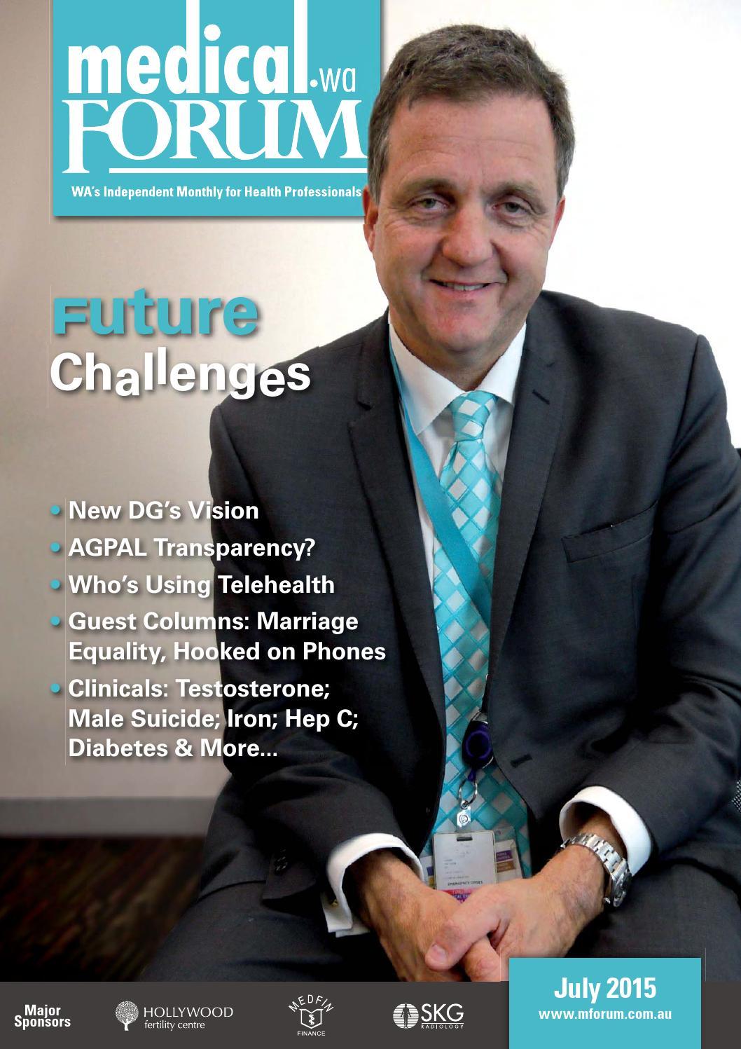 Medical Forum 0715 Public Edition by