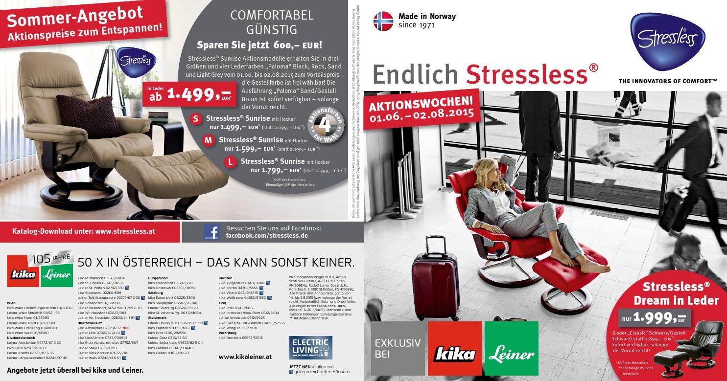 Kika Stressless Kw26 By Russmedia Digital Gmbh Issuu