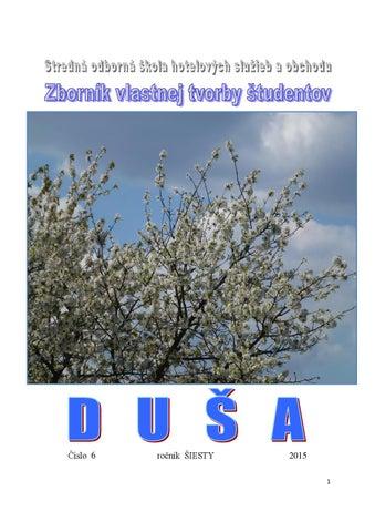 Duša 2015 by Juraj Stašek - issuu e952a1b91c3