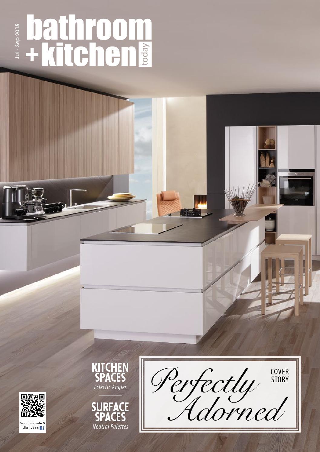 Bathroom + Kitchen Today  Vol. 10 / 10 by Bathroom + Kitchen ...