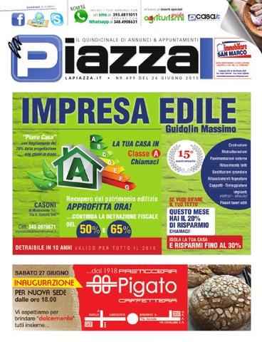 Lapiazza499 by la Piazza di Cavazzin Daniele - issuu e072dc1adc05